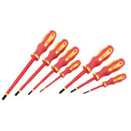 Draper Ergo Plus 7 Piece VDE Insulated Screwdriver Set