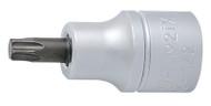 "Unior Screwdriver Socket 1/2"" with TX profile"