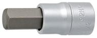 "Unior Hexagonal screwdriver socket 1/2"""