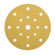Mirka Gold 125mm Grip 17 Hole Sanding Discs (Per Box)