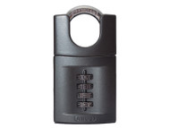 Abus 50mm Closed Shackle Combination Padlock (4 Digit)