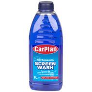 CarPlan All Seasons Screenwash 1L