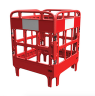 JSP Portagate 4 Gate Compact Barrier
