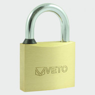 Veto Brass Padlocks (Each)