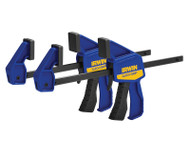 Irwin Mini Bar Clamp Twin Pack