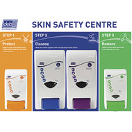 Deb 3-Step Skin Safety Centre Large
