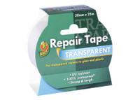 Duck Tape® Transparent Repair 50mm x 25m