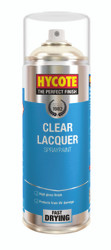 Hycote Clear Lacquer 400ml (Box Of 6 Cans)