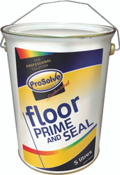 ProSolve Floor Primer And Sealer 5l