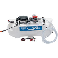 Draper 12v DC Atv Spot/Broadcast Sprayer 60L