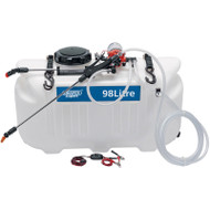 Draper 12v DC ATV Spot/Broadcast Sprayer 98L