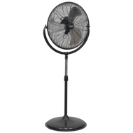 "Sealey Industrial High Velocity Pedestal Fan 20"" 230V"