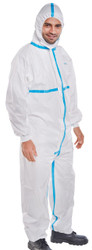 Disposable Microporous Coveralls Type 4/5/6