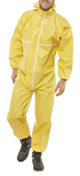 Disposable Microporous Type 3/4/5/6 Coveralls
