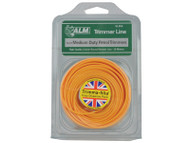 Medium-Duty Petrol Trimmer Line 2.4mm x 20m