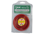 Heavy-Duty Petrol Trimmer Line 3mm x 15m