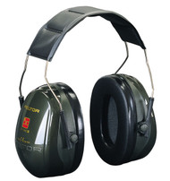 3M Peltor Optime II Headband Ear Defenders