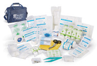 Click Sports Team First Aid Kit In Sport Bag