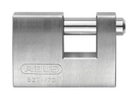 Abus 82TI/70mm TITALIUM™ Shutter Padlock Carded