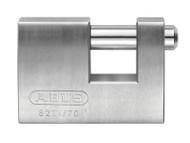 Abus 82TI/70mm TITALIUM™ Shutter Padlock Keyed Alike