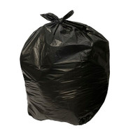 Medium Duty Black Bin Liners (Box Of 200 Bags)
