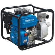 """Draper 2"""" 500l/Min Petrol Water Pump"""