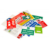 Site Sign Pack - Selection A