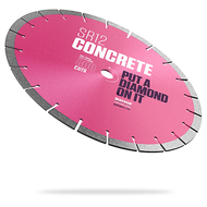 Diatech SR12 300mm x 20mm Concrete Diamond Blade