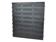 Plastic Louvre Board For Faithfull Storage Bins