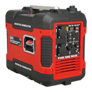 Sealey Inverter Generator 2000W 230V 4-Stroke Engine