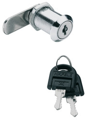 Standard Profile Cam Lock With Straight Cam (Per 12)