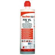 Fischer VL410C Injection Resin Cartridge c/w Mixer Nozzle