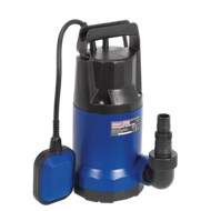 Sealey Submersible Water Pump Automatic 250ltr/min 230V
