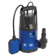 Sealey Submersible Water Pump Automatic 100ltr/min 230V