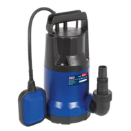 Sealey Submersible Water Pump Automatic 167ltr/min 230V