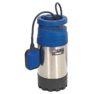 Sealey Submersible Stainless Water Pump Automatic