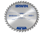 Irwin General Purpose Table & Mitre Saw Blade