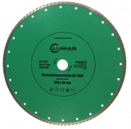 Lumag DS350T 350 X 30mm Turbo Diamond Blade