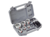 Bosch Plumbers Holesaw Kit 9pc