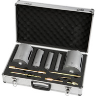 Spectrum RC5 Rapid Metal 5pc Core Drill Accessories Case Set