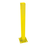 Fold-Down Parking Security Post - 560 x 120mm