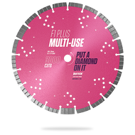 Diatech F1+ Multi-Use Diamond Blade
