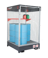 DrumCage COSHH Compliant Storage Unit