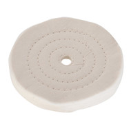 150mm Double-Stitched Buffing Wheel