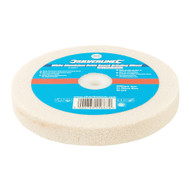 White Aluminium Oxide Bench Grinding Wheel 150 x 20mm Medium