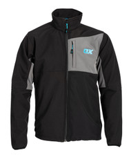 OX Softshell - Black/Grey