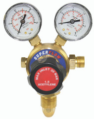 Multi Stage 2g Acetylene Regaulator - 1.5 Bar
