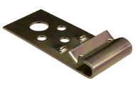 Vertical Flange Clip - 19mm x 43mm (Per 100)