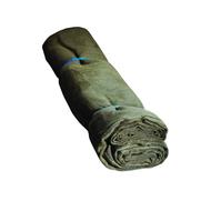 Wax Proofed Jute Tarpaulin Green