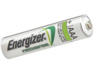 Energizer AAA Rechargeable Batteries Pack of 4